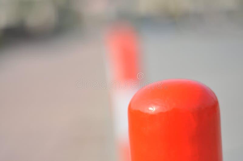красный цвет fense стоковое изображение rf