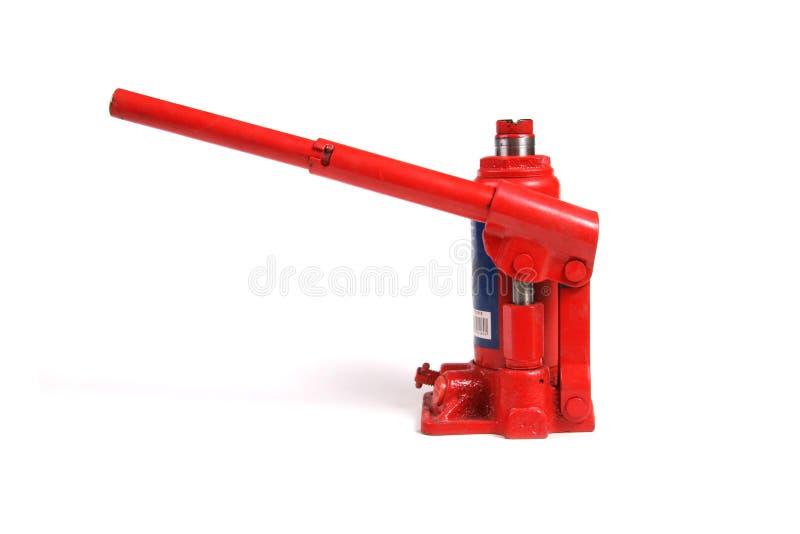 красный цвет jack стоковое фото rf