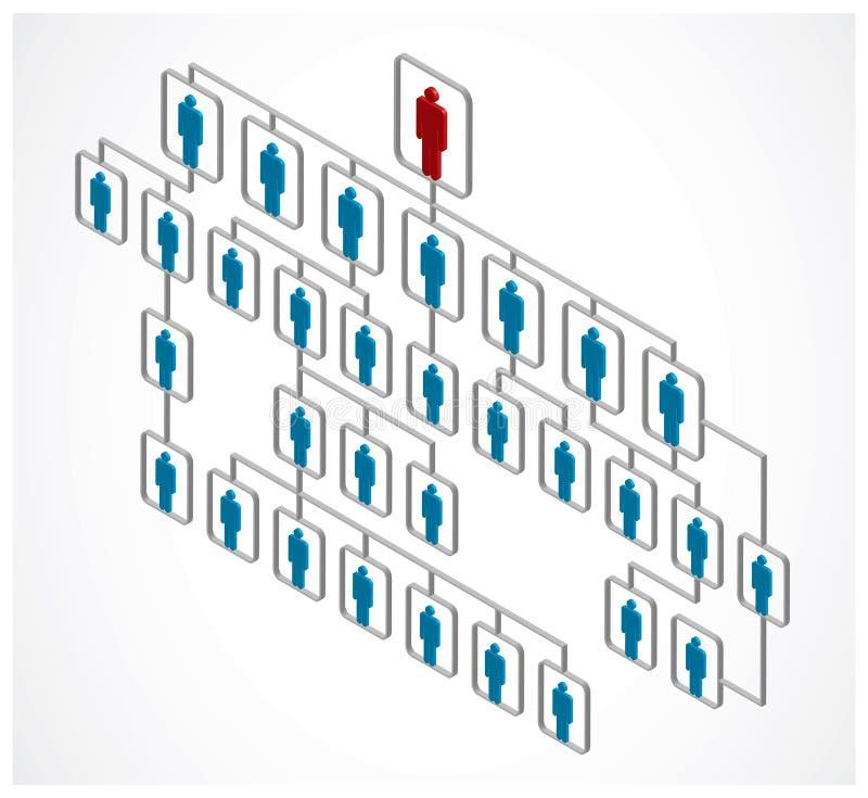 Красный человек бесплатная иллюстрация