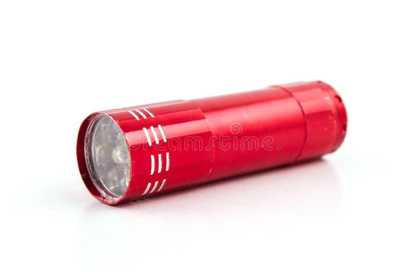 Красный электрофонарь стоковые фотографии rf