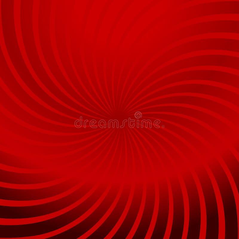 красный twirl текстуры бесплатная иллюстрация