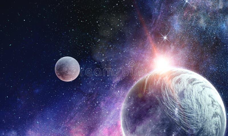 Красота галактики бесплатная иллюстрация