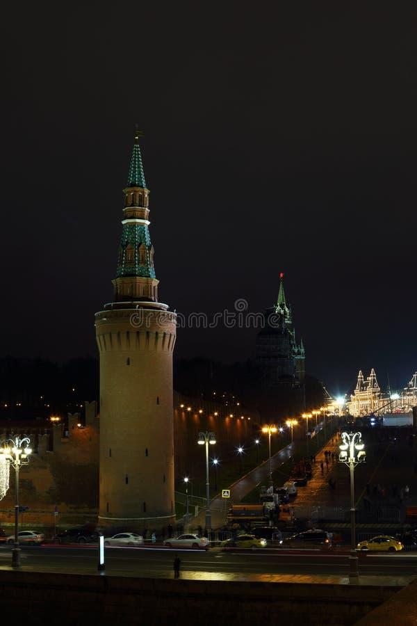 Красота города ночи и праздника стоковые изображения