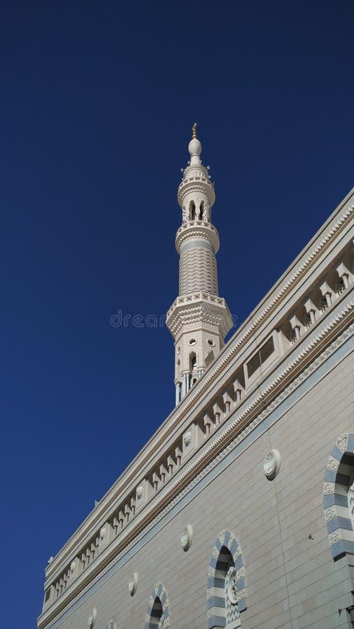 Красота мечети стоковая фотография rf