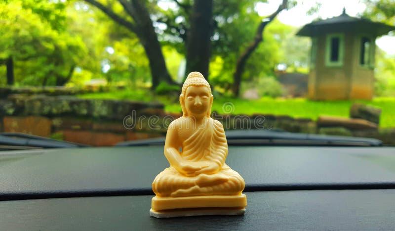 Красота нагрузки Будды lanaka sri стоковые фотографии rf