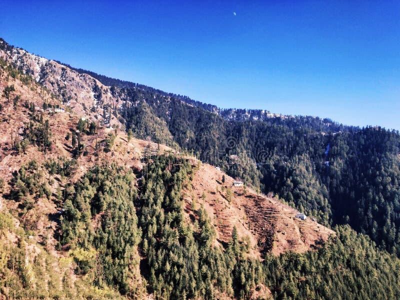 Красота Himachal Pradesh стоковая фотография rf