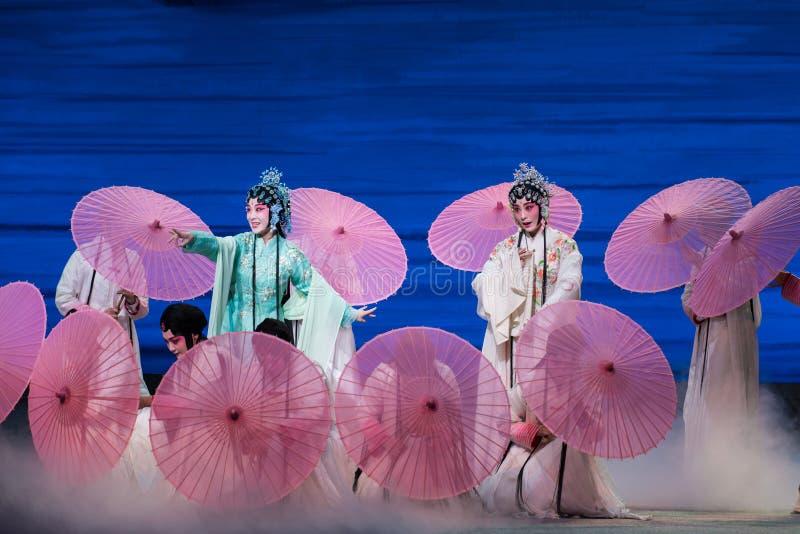 """Красота  Opera""""Madame белого Snake†западного озера-Kunqu стоковая фотография rf"""
