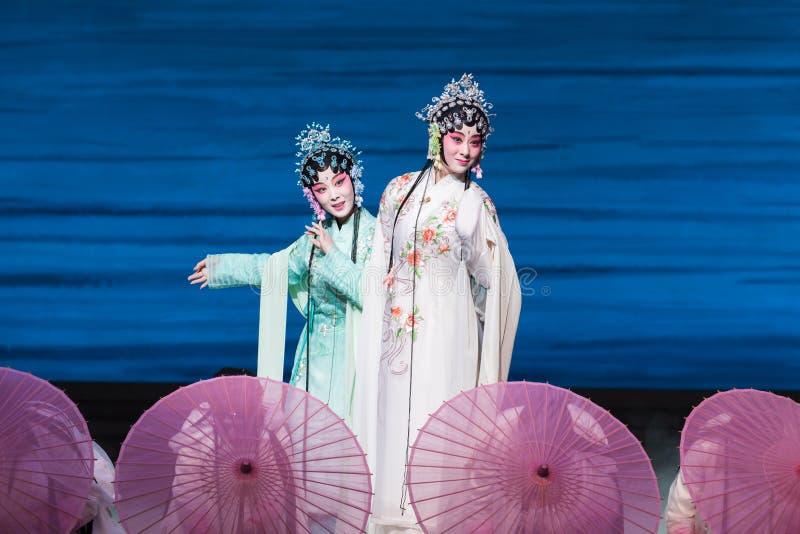 """Красота  Opera""""Madame белого Snake†западного озера-Kunqu стоковая фотография"""
