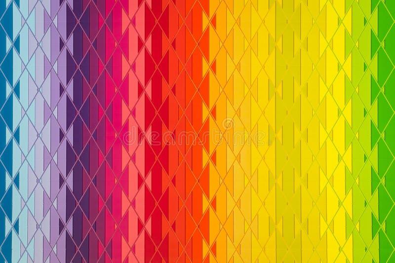 Красочная абстрактная вертикальная линия обои текстуры предпосылки иллюстрация штока