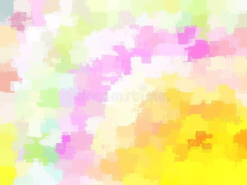 красочная абстрактная предпосылка для настольного дизайна обоев или вебсайта, шаблона с космосом экземпляра для текста : стоковое фото