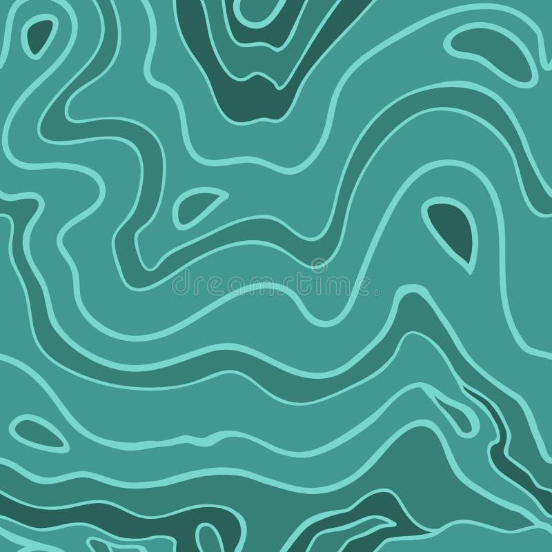 Красочная безшовная предпосылка с абстрактными линиями стоковые фотографии rf