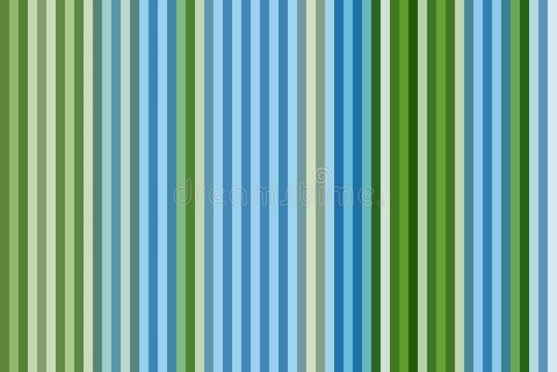 Красочная вертикальная линия предпосылка или безшовные striped обои, фон ткани бесплатная иллюстрация