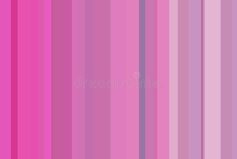 Красочная вертикальная линия предпосылка или безшовные striped обои, ткань фона иллюстрация штока