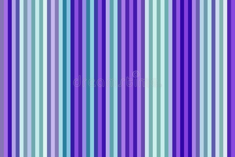 Красочная вертикальная линия предпосылка или безшовные striped обои, ткань multicolor иллюстрация штока