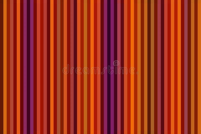 Красочная вертикальная линия предпосылка или безшовные striped обои, иллюстрация multicolor иллюстрация штока
