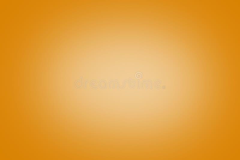 Красочная запачканная оранжевая предпосылка, оранжевая абстрактная предпосылка стоковое изображение