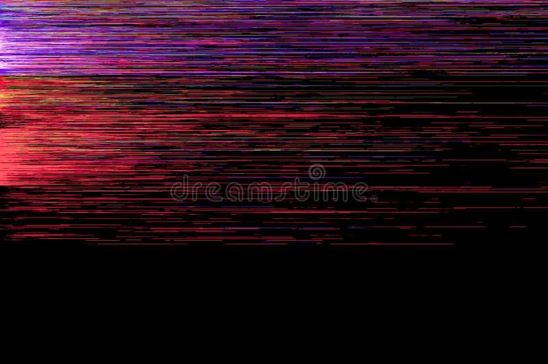 Красочная и красная предпосылка небольшого затруднения стоковое изображение
