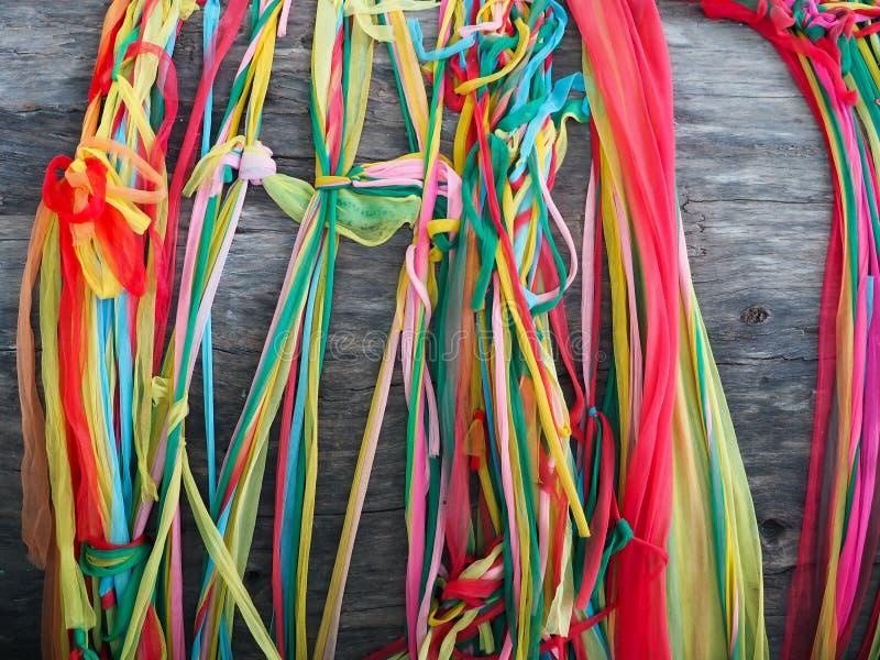 Красочная лента для молит стоковая фотография rf