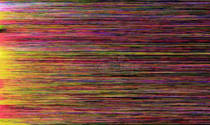 Красочная предпосылка искусства небольшого затруднения стоковое изображение