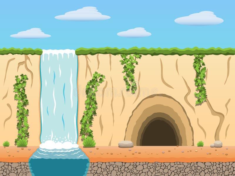 Красочная предпосылка игры бесплатная иллюстрация