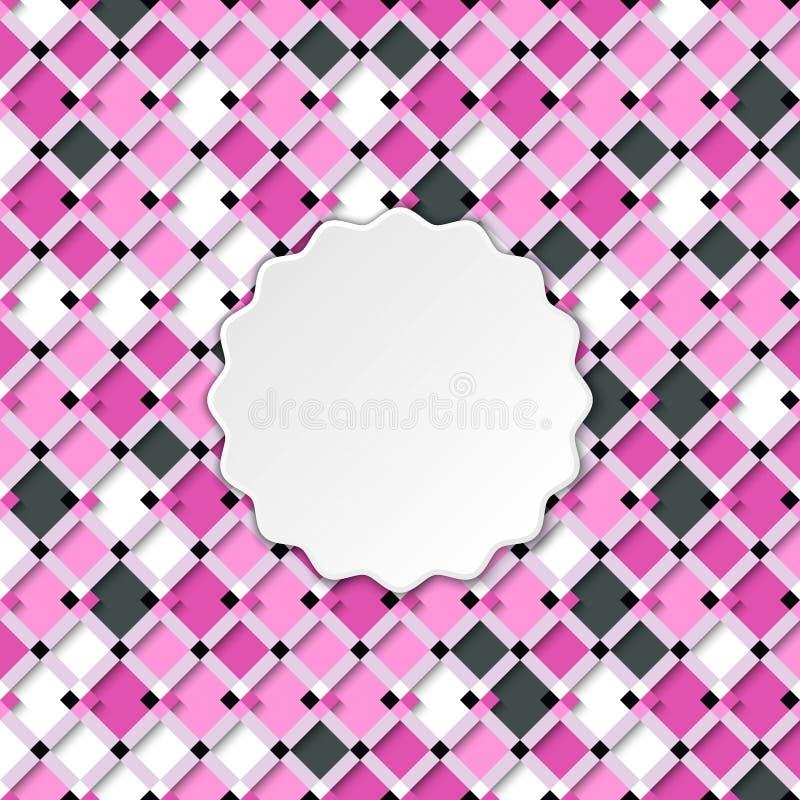 Download Красочная стекловидная предпосылка Иллюстрация вектора - иллюстрации насчитывающей орнамент, счастливо: 41650041