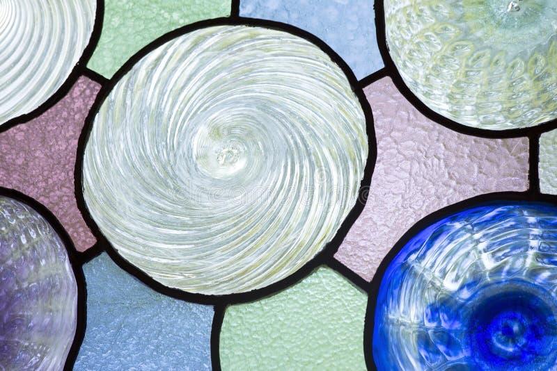 Красочное окно стоковое фото