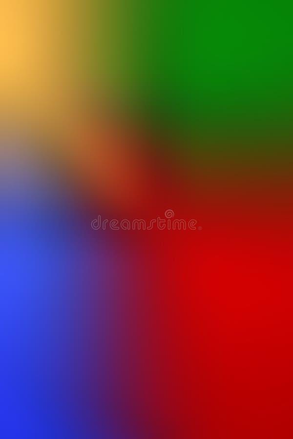 Красочное multi покрашенное де-сфокусированное абстрактное backgroun нерезкости фото стоковое фото