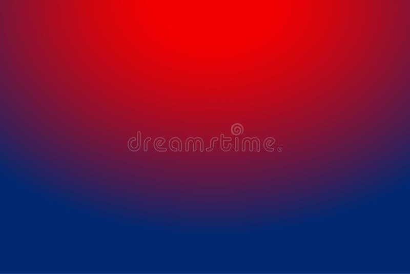 Красочный красный цвет конспекта к предпосылке градиента сини военно-морского флота для вашего графического дизайна стоковое фото rf