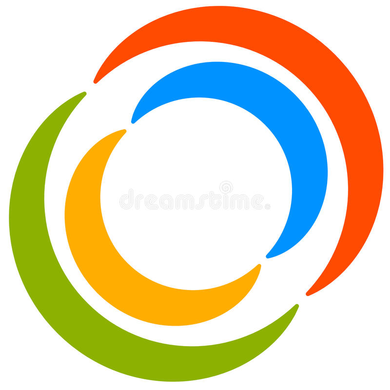 Download Красочный мотив круга с двухраздельными кругами Родовой циркуляр Ic Иллюстрация вектора - иллюстрации насчитывающей круги, элемент: 81814721