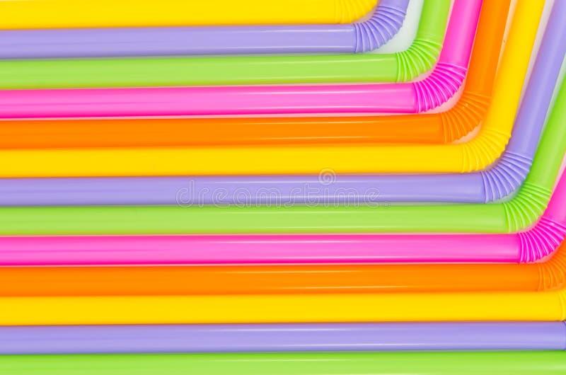 Download Красочный предпосылки выпивая соломы Стоковое Изображение - изображение насчитывающей гибко, питье: 41655617