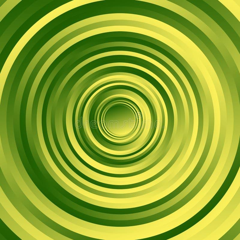 Download Красочный спирально объезжайте картину Вращая круги с градиентом Иллюстрация вектора - иллюстрации насчитывающей свободно, украшение: 81813436