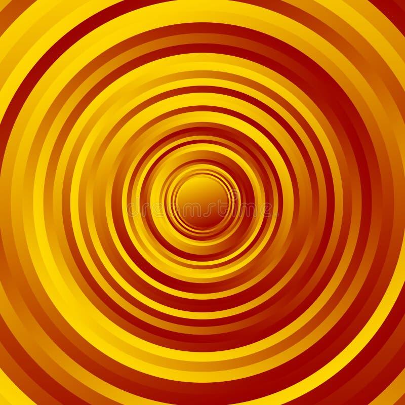 Download Красочный спирально объезжайте картину Вращая круги с градиентом Иллюстрация вектора - иллюстрации насчитывающей круг, свободно: 81813440