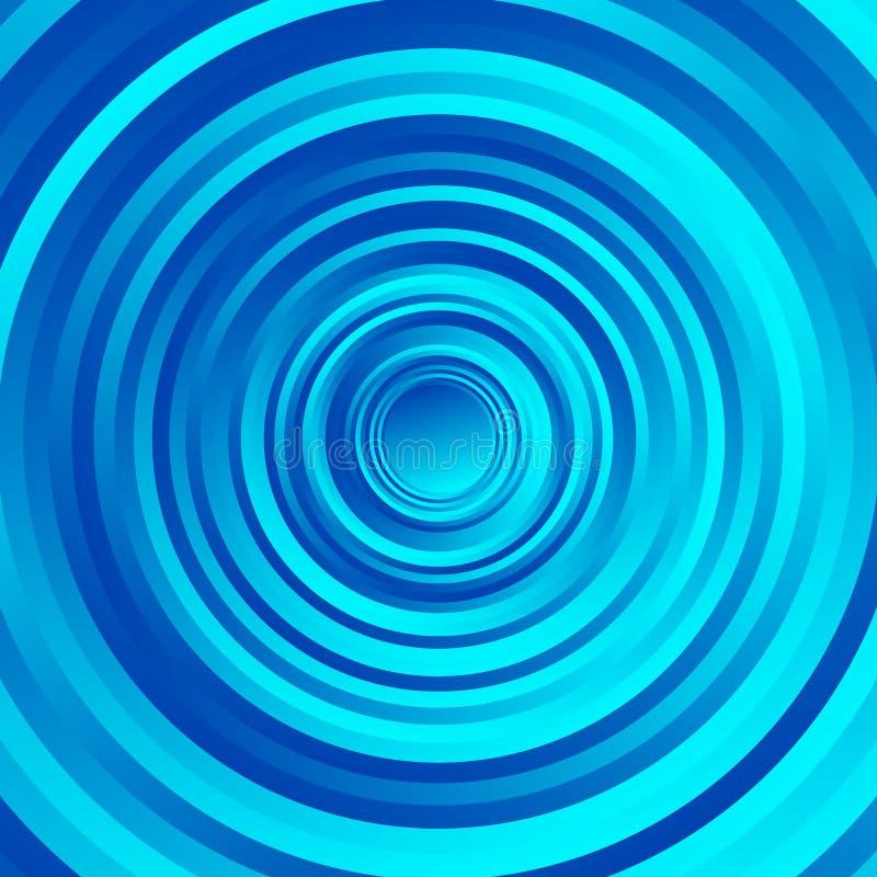 Download Красочный спирально объезжайте картину Вращая круги с градиентом Иллюстрация вектора - иллюстрации насчитывающей самомоднейше, картина: 81813443