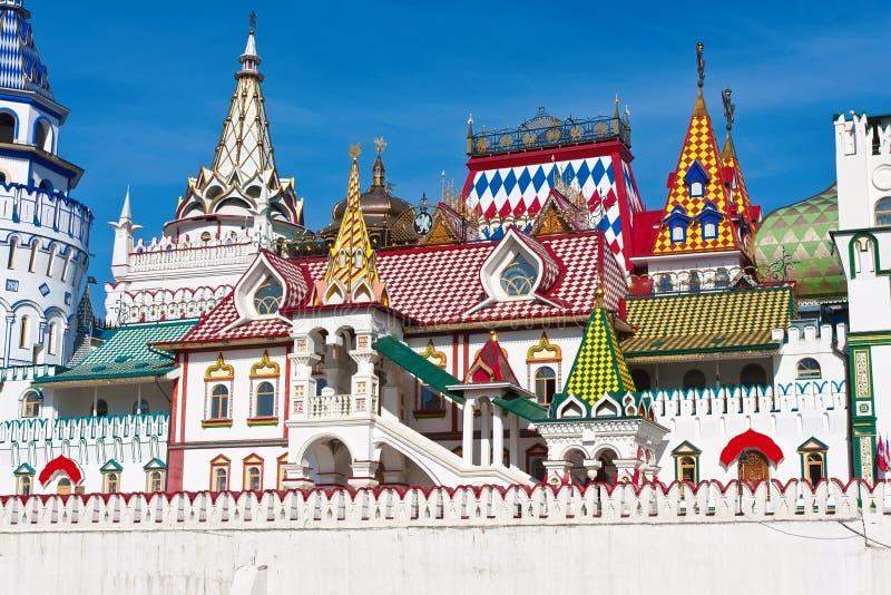 Кремль в Izmailovo стоковая фотография rf