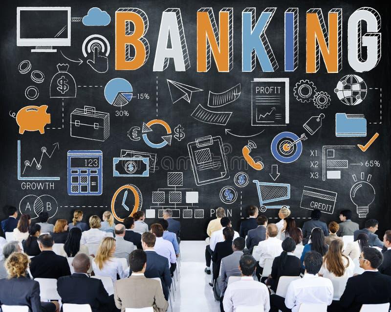 Кренить концепция экономики сбережений денег финансов иллюстрация штока