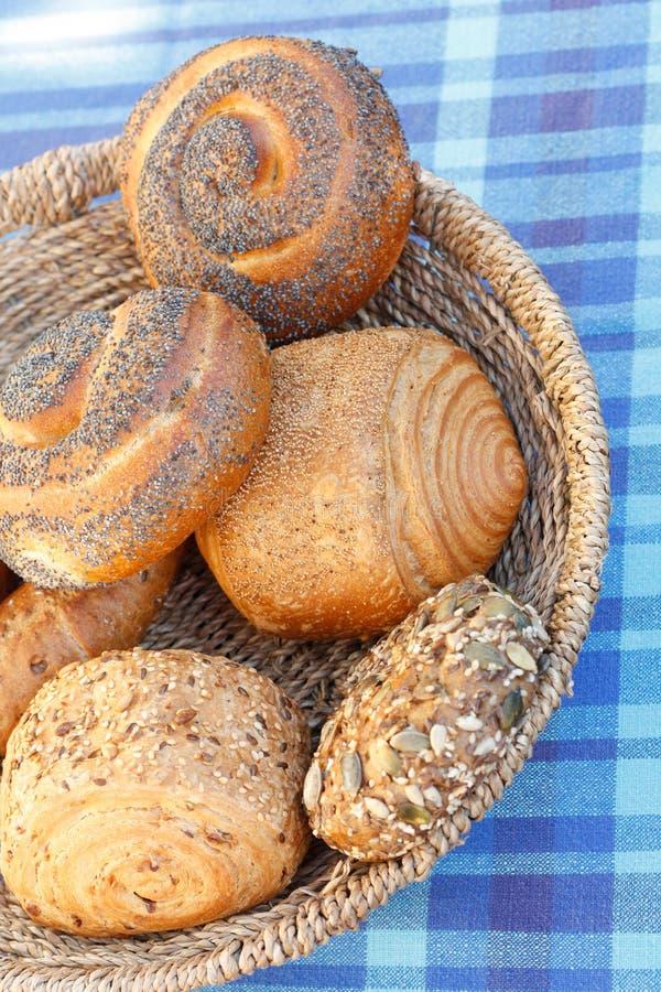 крены хлеба стоковая фотография