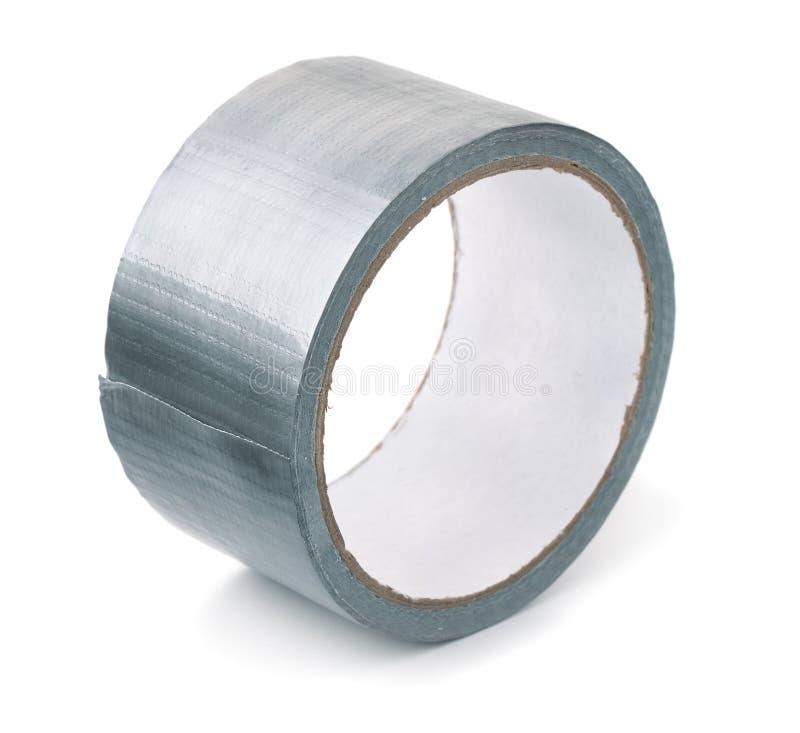 Крен клейкая лента для герметизации трубопроводов отопления и вентиляции стоковые фото