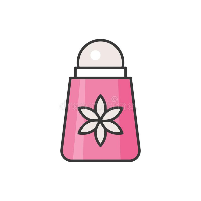 Крен на deodorant бесплатная иллюстрация