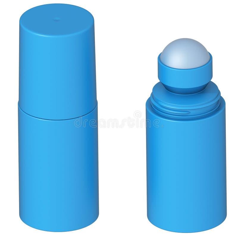 крен deodorant иллюстрация штока