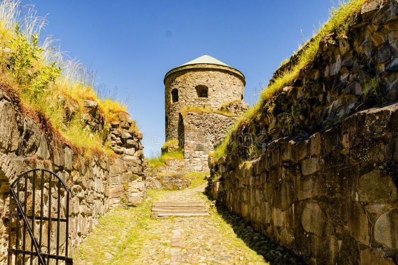 15:2 крепости Bouhus стоковое изображение