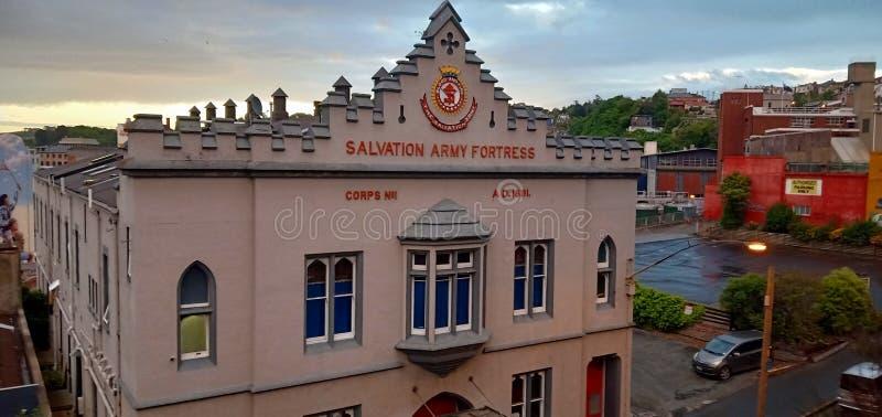 Крепость армии спасения стоковое фото