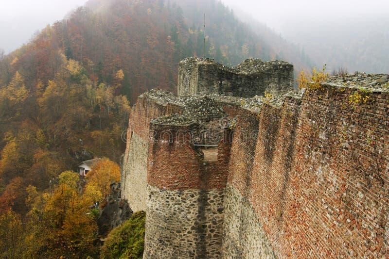 крепость высокая стоковые фотографии rf