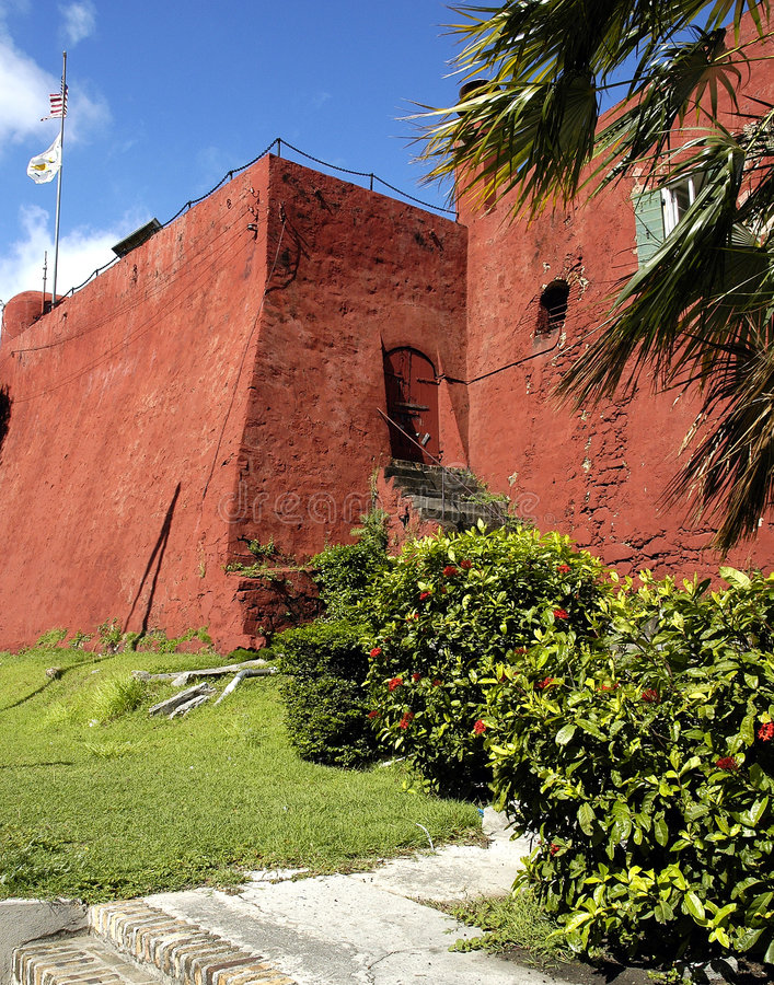 крепость стоковые фото
