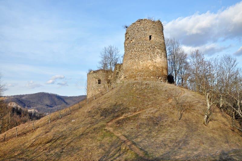 Download Крепость стоковое фото. изображение насчитывающей холм - 37927174