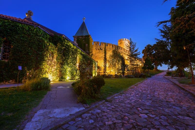 Крепость Beograd - Сербия Kalemegdan стоковые фото