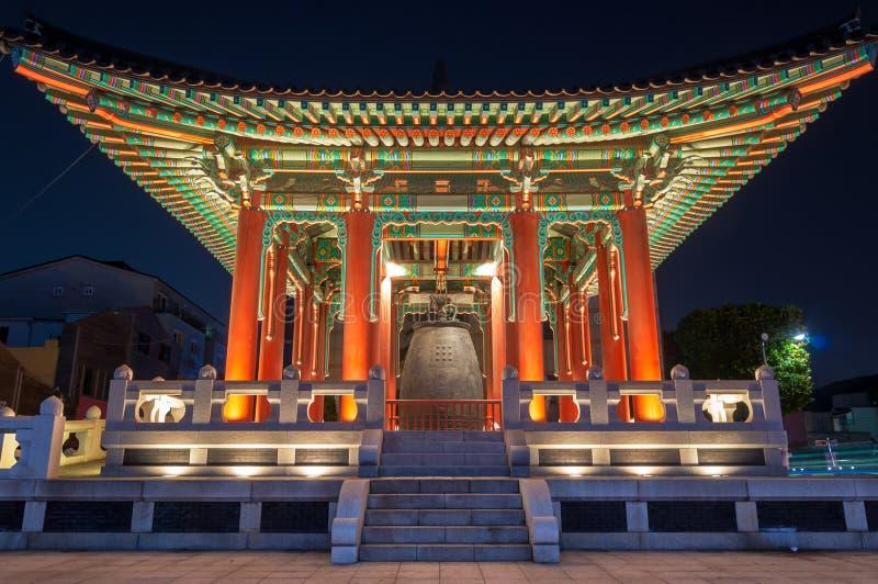 Крепость Hwaseong стоковые фотографии rf