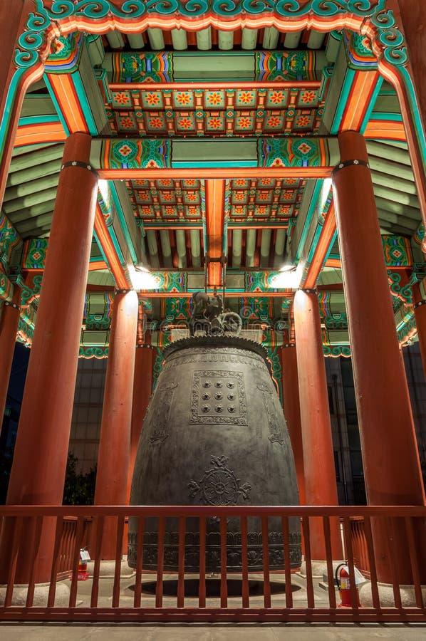 Крепость Hwaseong стоковая фотография