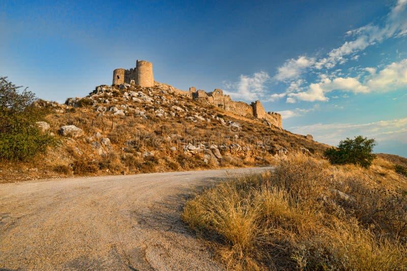 Крепость Larissa стоковое фото
