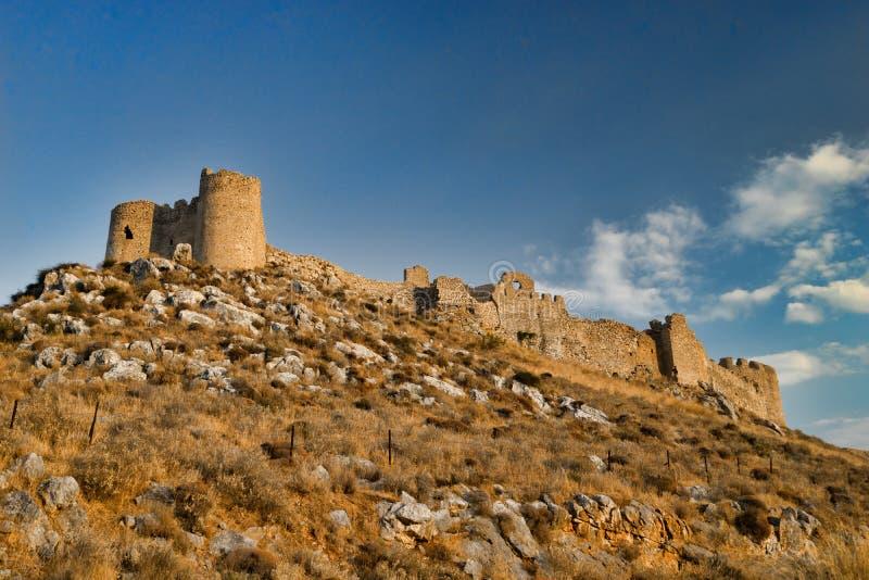 Крепость Larissa стоковые изображения rf
