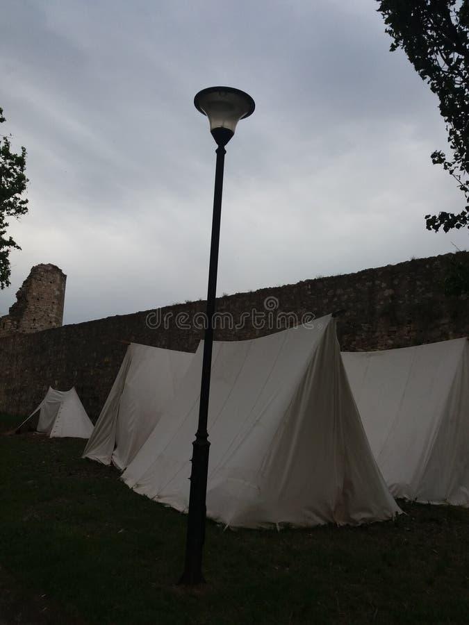 Крепость Smederevo стоковое фото